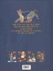 Verso de Borgia (Jodorowsky/Manara) -4- Tout est Vanité