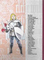 Verso de Blason d'Argent -8b- L'Aigle de Bratislava