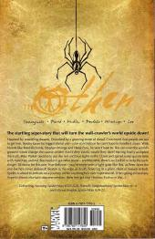 Verso de Amazing Spider-Man (The) (TPB) -INT- Spider-man: The Other - Evolve or die