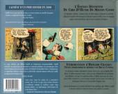 Verso de Terry et les pirates (BDArtist(e)) -1- Volume 1 : 1934 à 1936