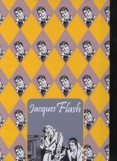 Verso de Jacques Flash (Taupinambour) -3- Matricule 9929-fk 75