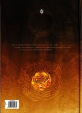 Verso de Le crépuscule des dieux -5- Kriemhilde