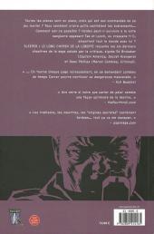 Verso de Sleeper (Panini comics) -4- Le long chemin de la liberté