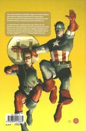 Verso de Le projet Marvels - Le projet Marvels : la naissance des super-héros