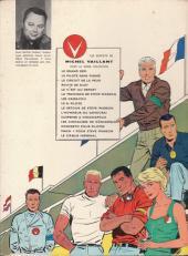 Verso de Michel Vaillant -1b1969- Le grand défi