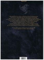 Verso de Le donjon de Naheulbeuk -7TL- Troisième saison - Partie 1