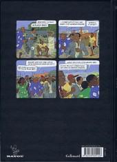 Verso de Aya de Yopougon -6- Volume 6