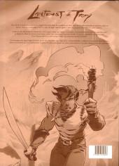 Verso de Lanfeust de Troy -7TL- Les pétaures se cachent pour mourir (Bronze)