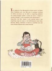 Verso de Quatre sœurs (Baur) -1- Enid