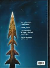 Verso de L'ultime chimère -7- Les Nuits