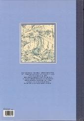 Verso de Yoko Tsuno -25TL- La servante de Lucifer - Esquisses d'une œuvre