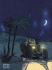 Verso de Le chat du Rabbin -INT- Intégrale tomes 1 à 5