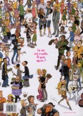 Verso de Les nombrils -INT1- Jeunes, belles et vaches