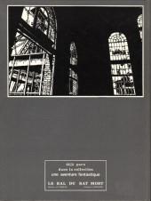 Verso de Alain Moreau -0- Retour au pays noir