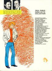 Verso de Ric Hochet -24a81- La piste rouge