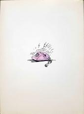 Verso de Les frustrés -3- Les frustrés 3