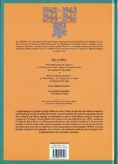Verso de Tout Jijé -18- 1942-1943, 1944-1945