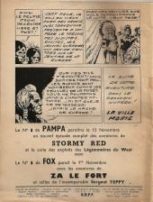 Verso de Pampa (Lug - 1re série) -2- Le Ranch Warner