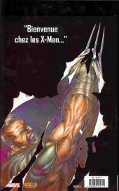 Verso de Ultimate X-Men (Marvel Deluxe) -1a- L'Homme de demain