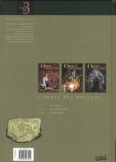 Verso de L'ordre des dragons -INT- Tome 1 à 3