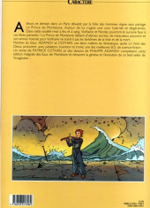 Verso de Les eaux de Mortelune -INT1- L'Intégrale