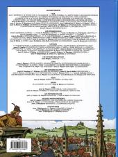 Verso de Jhen (Les voyages de) -10- L'abbaye de Villers