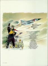 Verso de Tanguy et Laverdure -12b1980- Menace sur Mururoa