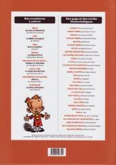 Verso de (Recueil) Spirou (Album du journal) -314- Spirou album du journal