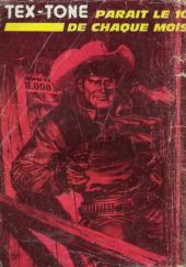 Verso de Tex-Tone -369- Un par un...