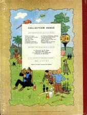 Verso de Tintin (Historique) -6B18- L'oreille cassée
