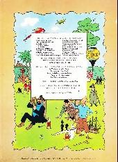 Verso de Tintin (Historique) -8B38bis- Le sceptre d'Ottokar