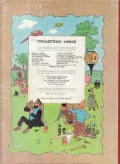 Verso de Tintin (Historique) -16B23- Objectif lune