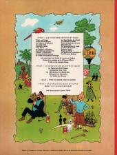Verso de Tintin (Historique) -22B39- Vol 714 pour Sydney