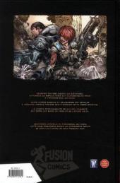 Verso de Gears of War -4- Tome 4