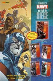 Verso de Astonishing X-Men (kiosque) -67- Necrosha
