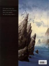 Verso de La conjuration d'opale -INT- L'intégrale