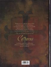 Verso de Cathares -1- Le Sang des martyrs