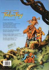 Verso de Trolls de Troy -14- L'histoire de Waha