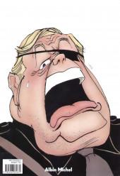 Verso de Le gros blond -1- Le gros blond avec sa chemise noire