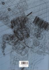 Verso de Gunnm (réédition luxe) -3- Tome 3