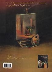 Verso de La rose et l'Aigle -1- Vicomtesse