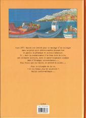 Verso de L'homme au bigos (Les Enquêtes du commissaire Raffini) -10- Si tu vas à Rio