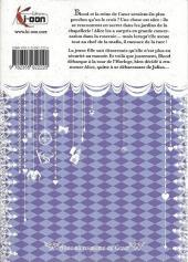Verso de Alice au royaume de Cœur -4- Tome 4