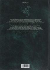 Verso de Le donjon de Naheulbeuk -7- Troisième saison, partie 1