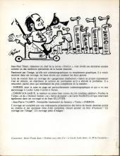 Verso de (DOC) Études et essais divers - La Bande dessinée et le Cinéma