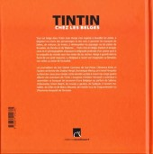 Verso de Tintin - Divers - Tintin chez les Belges