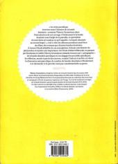 Verso de (DOC) Études et essais divers - Parodies - La Bande Dessinée au second degré