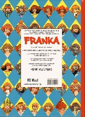 Verso de Franka (BD Must) -18TT06- Kidnapping