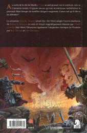 Verso de Conan (Best of Fusion) -5- La main de Nergal