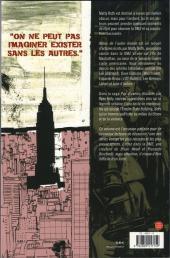 Verso de DMZ (Panini) -8- Notes de l'autre monde